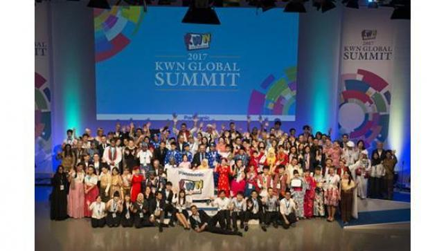 China and Japan Won the the Grand Prixs in Panasonic KWN Global Contest 2017