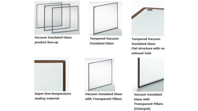 Panasonic Develops Tempered Vacuum Insulated Glass to Increase Variations in Vacuum Insulated Glass with Its Proprietary Technology