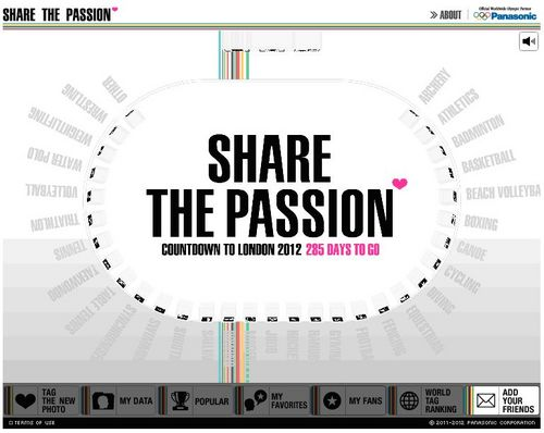 the passion app
