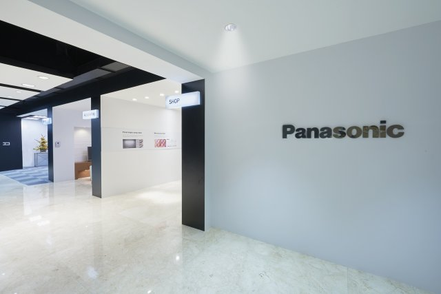 Panasonic Opens A Showroom For Non Residential Led