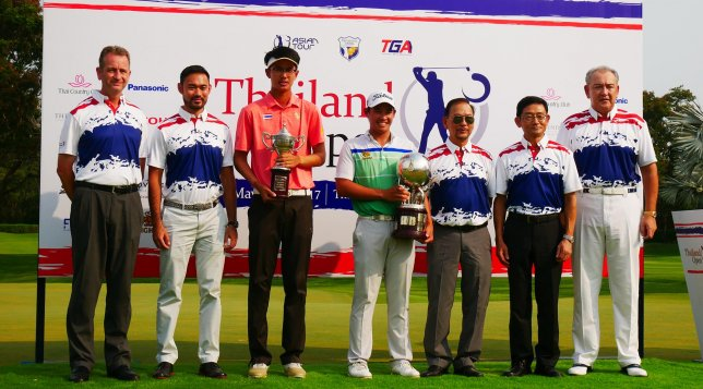 Asian Tour Launches Panasonic Swing with Panasonic Corporation