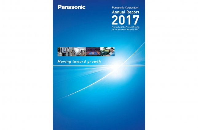 "Panasonic ""Annual Report 2017"" and CSR/Environmental Report Published"