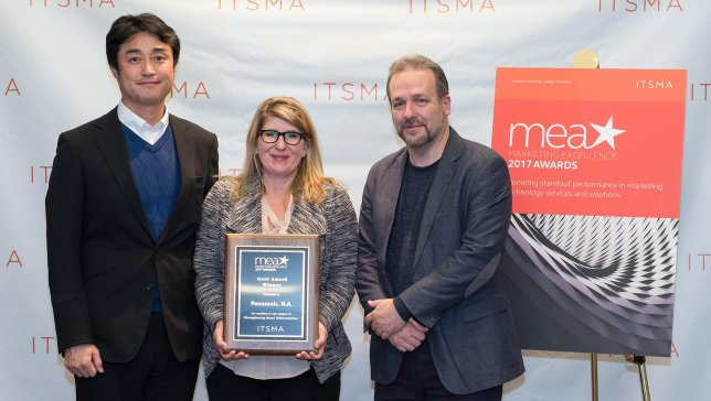 Panasonic North America Wins Gold at the 2017 ITSMA Marketing Excellence Awards