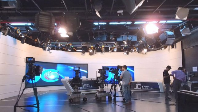 TV Cultura Installed Panasonic Broadcasting Equipment to Modernize the News Studio