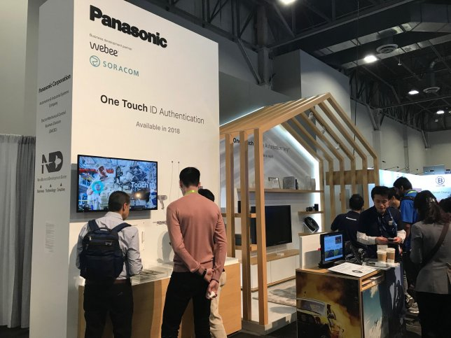 Panasonic Launches New IoT Services with Silicon Valley Startups at CES 2018 Sands Expo