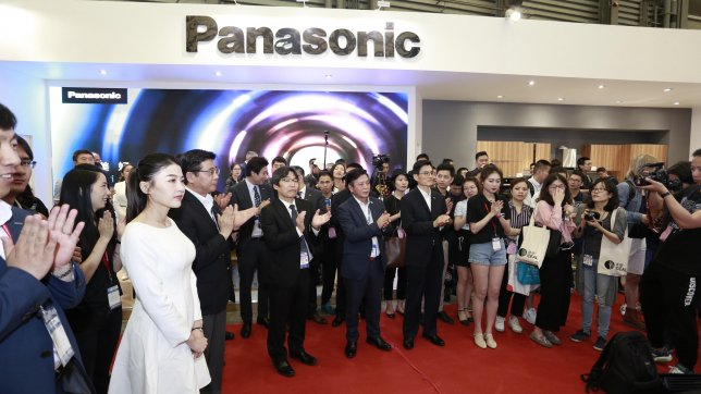 Century-old Panasonic Opens a Living Space with Smart Home Appliances