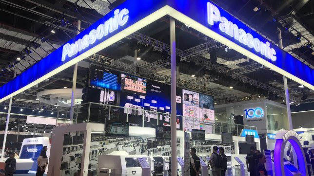 "Panasonic Is Exhibiting Its Intelligent Manufacturing Solutions Which Realize ""Front Store and Back Factory"" at CIIF 2018"