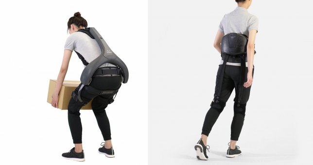 ATOUN to Make CES Debut with 'MODEL Y' Exoskeleton