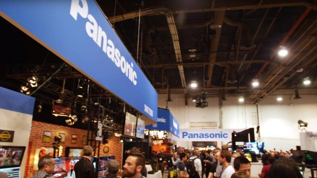 Panasonic Drives Innovation in Live Production at NAB 2019