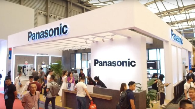 Panasonic Stages Intelligent Living Space at KBC 2019