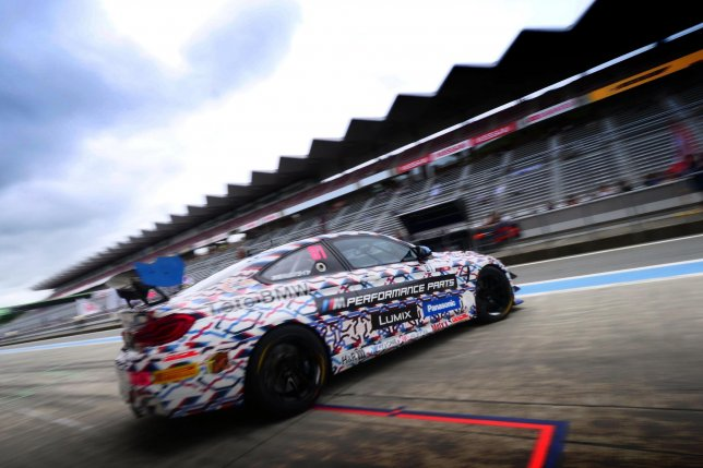 "LUMIX Supports BMW Team Studie in Motor Racing Competition ""Blancpain GT World Challenge Asia"""