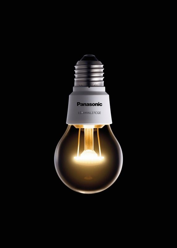 40W equivalent LED l& Clear Type (For European market LDAHV6L27CGE) & Panasonic to Expand LED Lighting Business in Europe   Panasonic ... azcodes.com