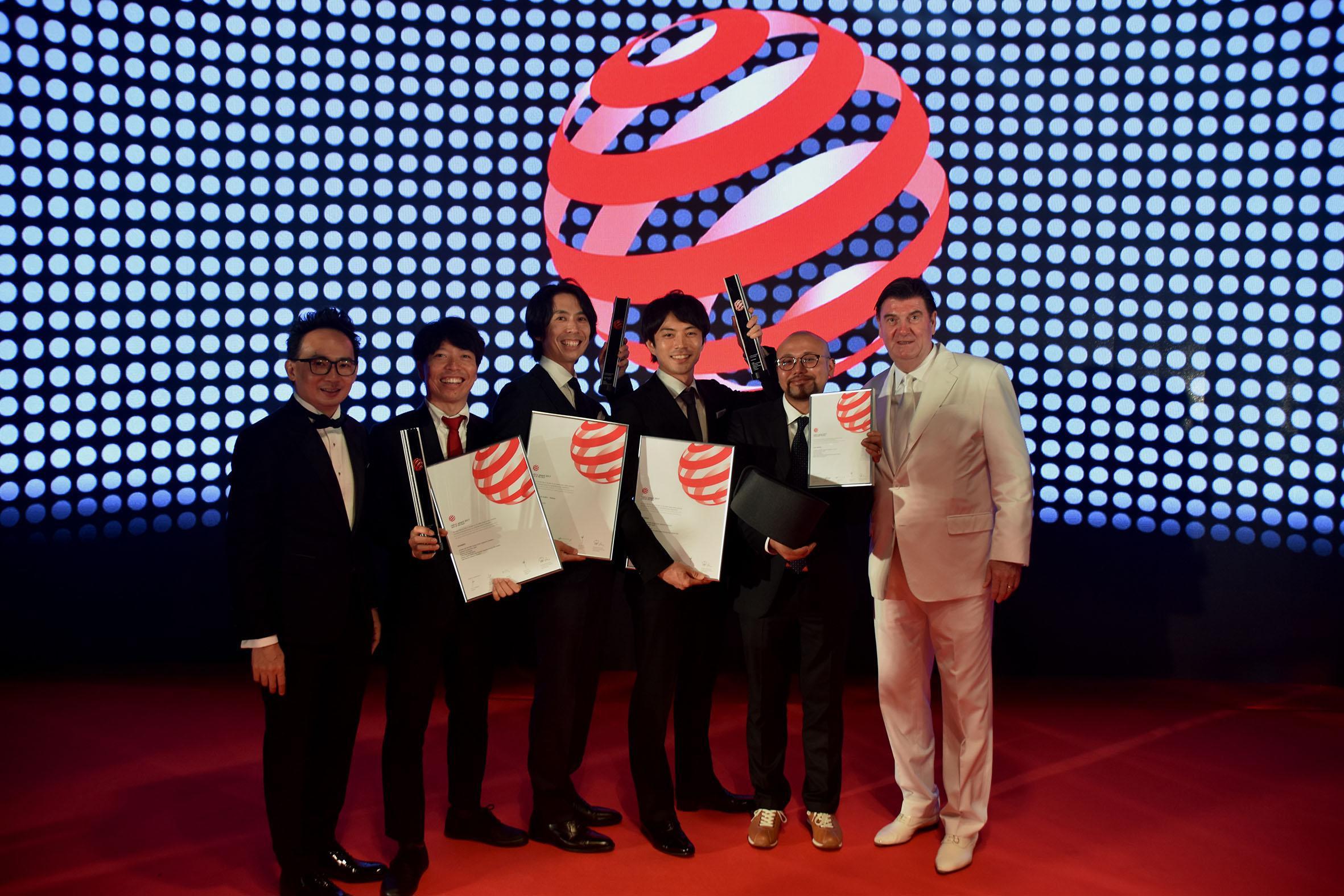 photo: Red Dot Award Ceremony