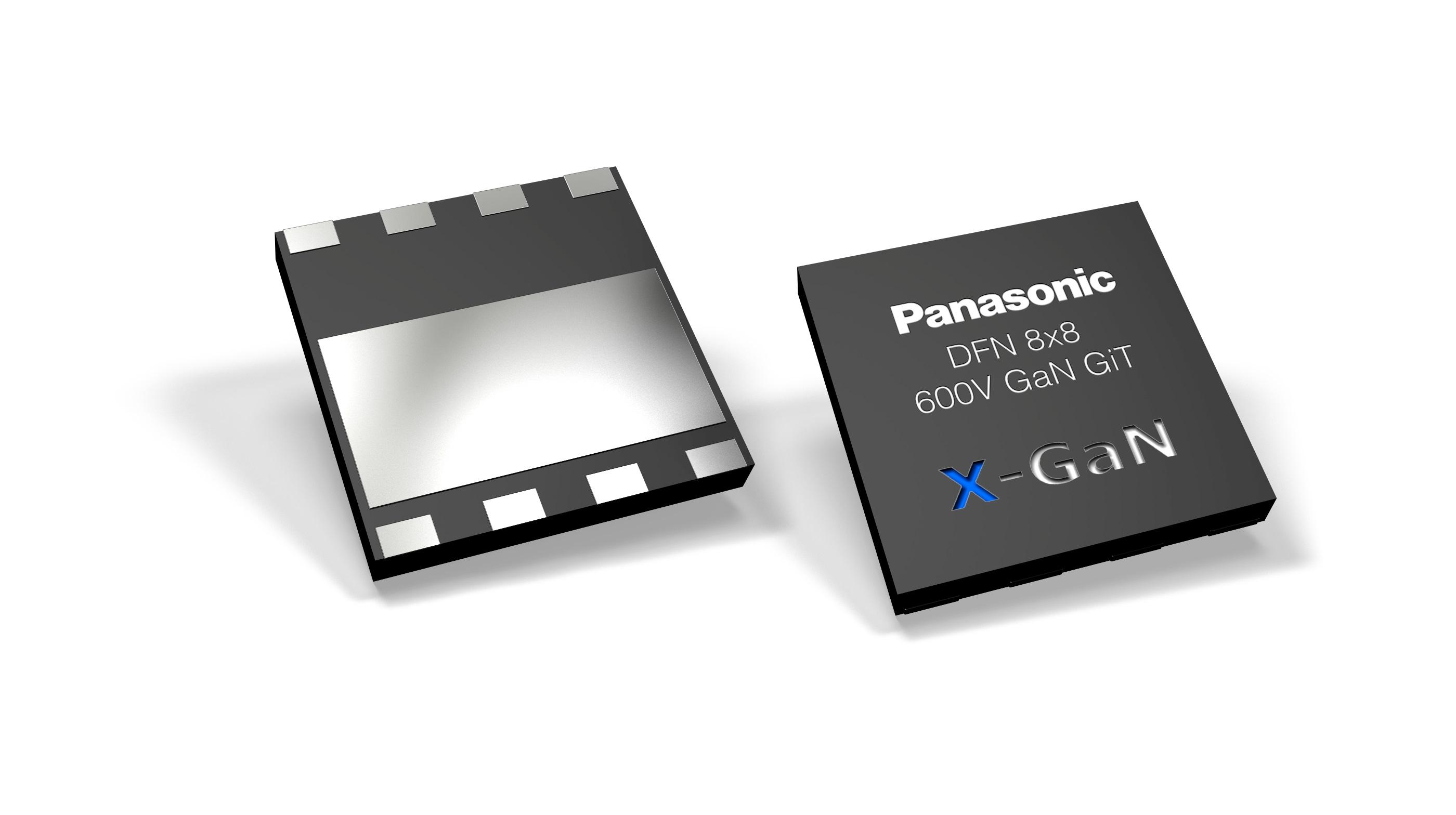 Panasonic to Showcase Its Power Device Products at APEC 2017 in the
