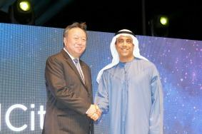 Regional Head Ito and  Vice Chairman Al-Futtaim