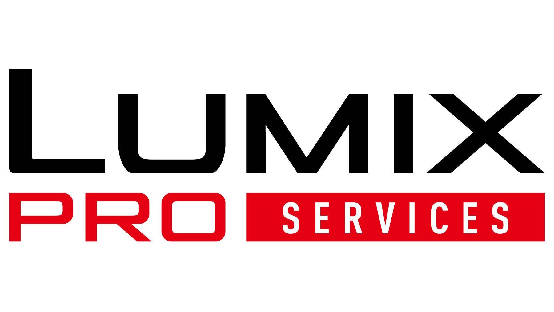 photo: LUMIX PRO services logo