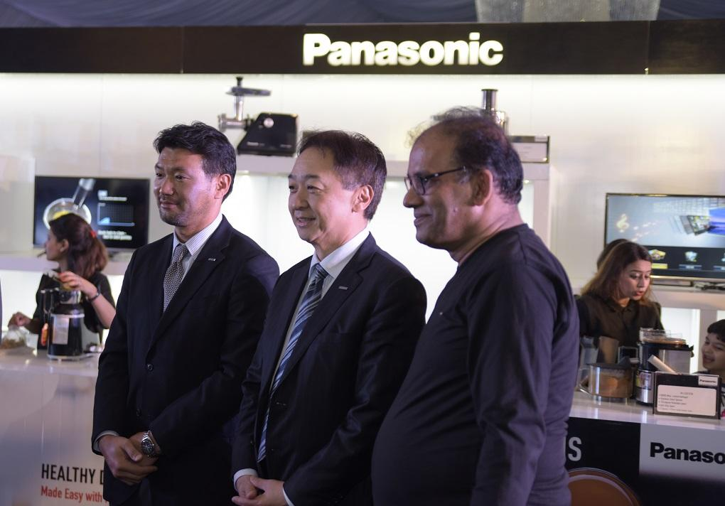 photo: panasonic's annual dealers' convention in Pakistan