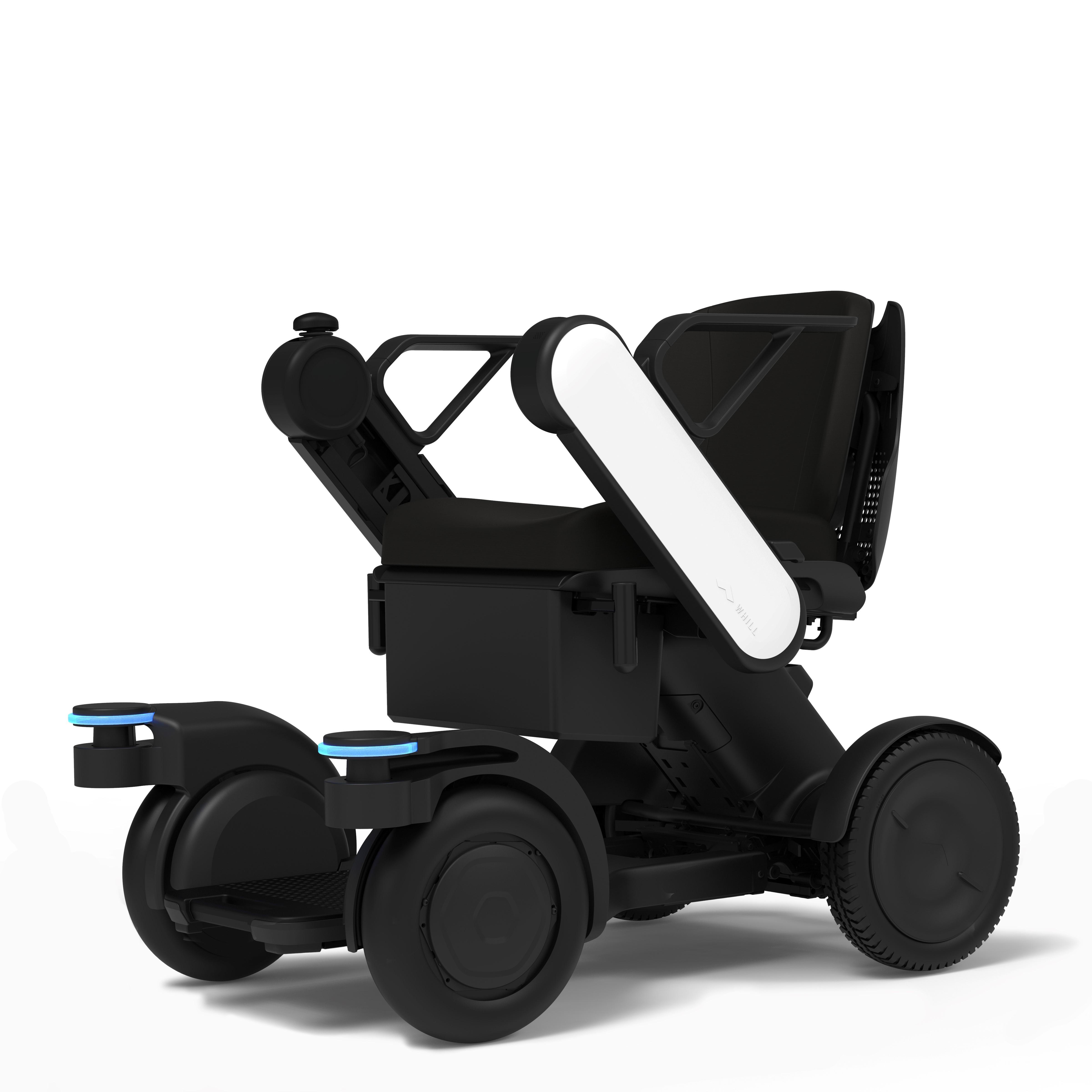 Photo: Robotic mobility