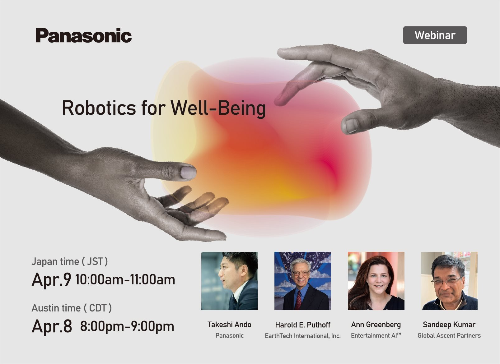 Robotics for Well-Being