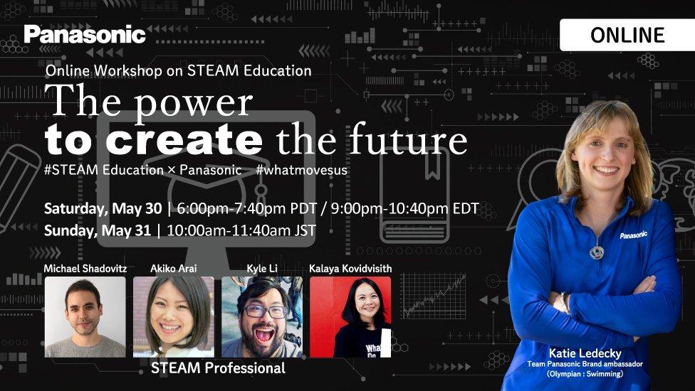 Online workshop on STEAM Education