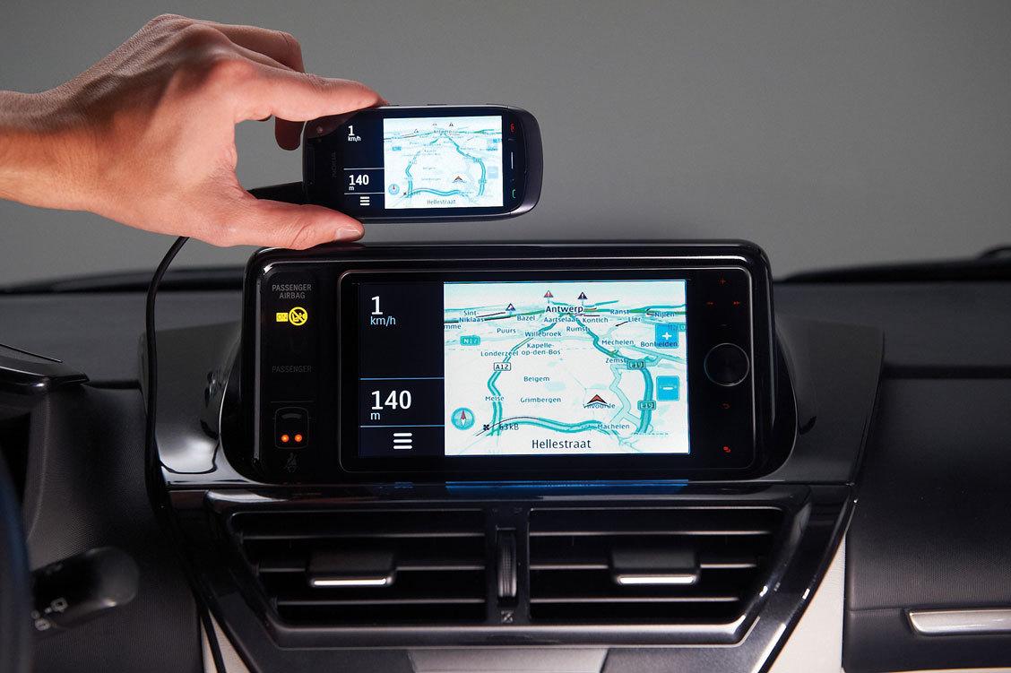 Panasonic Delivers Mirrorlink Certified Display Audio