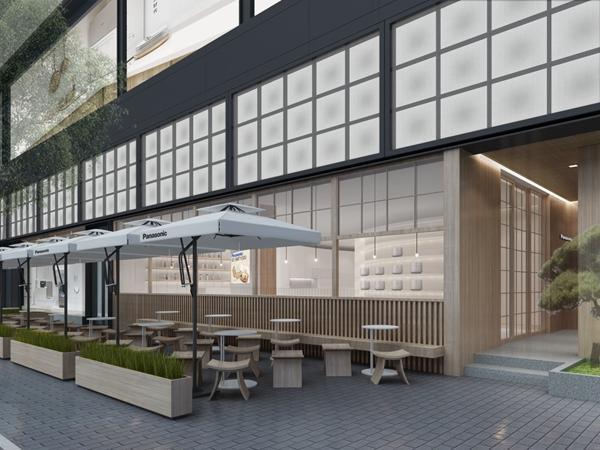 image: Panasonic Center Hangzhou