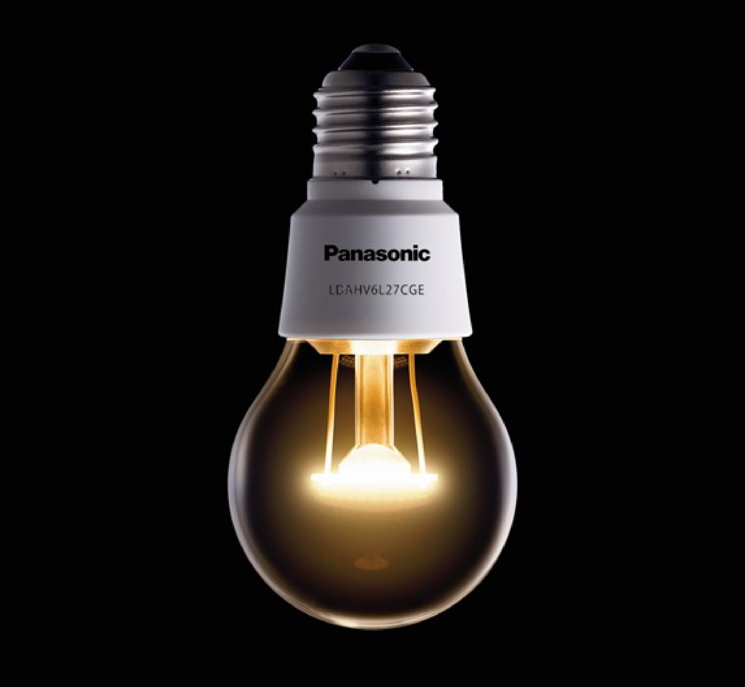 Panasonic S Nostalgic Clear Led Bulb Recognised With If