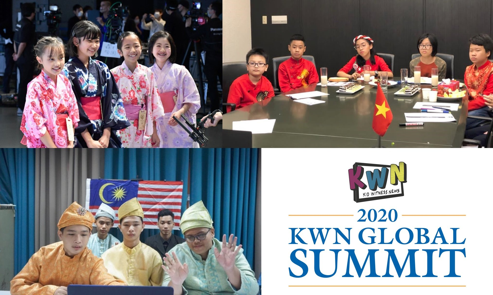 Photo: The Kid Witness News Global Summit 2020