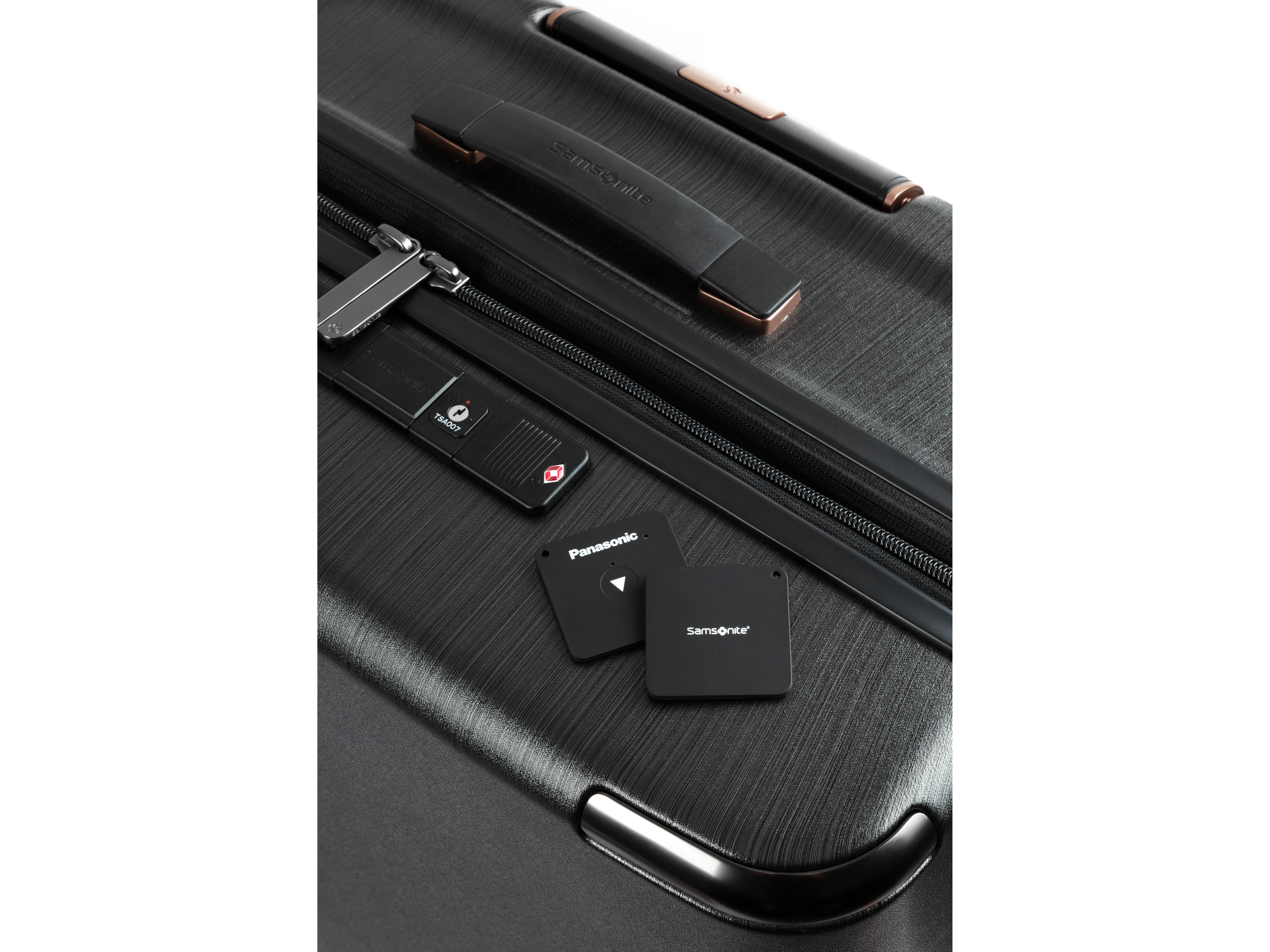 photo: Samsonite With Seekit(TM) Bluetooth Tracker by Panasonic