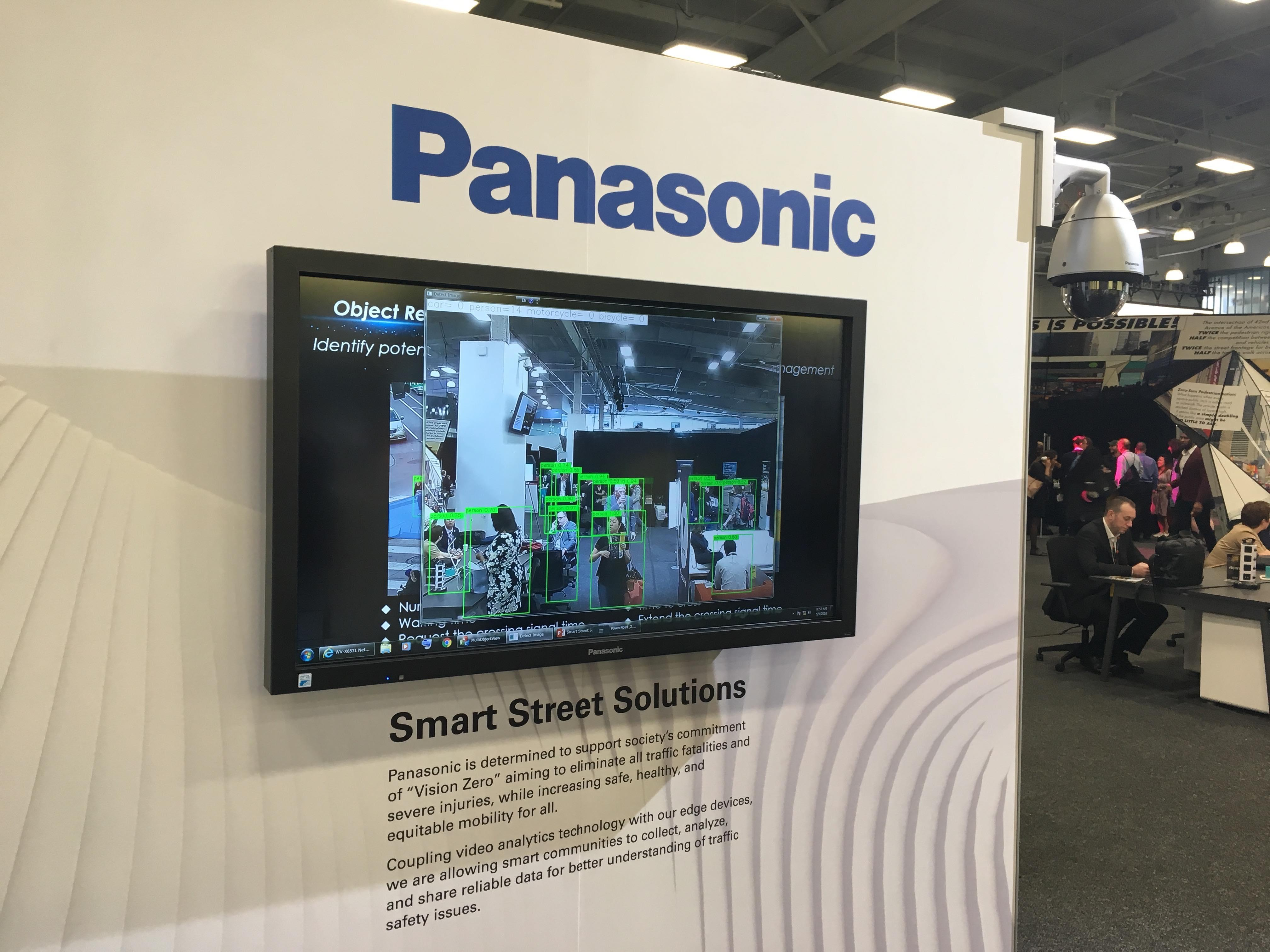 photo: Panasonic's