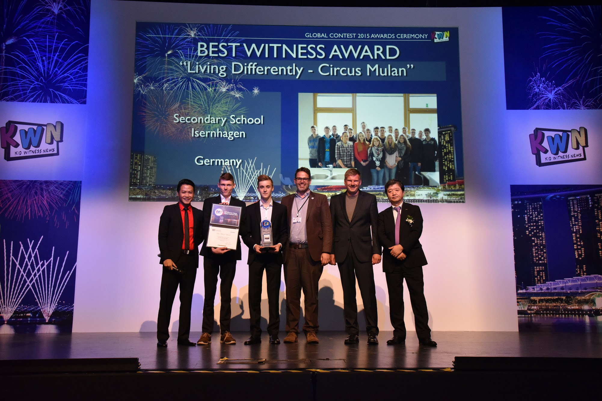 Thai Students Win Grand Prix for Panasonic KWN Global Contest 2015 ...
