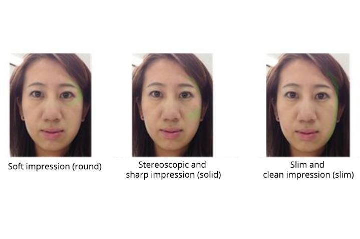 image: Analyzing facial balance