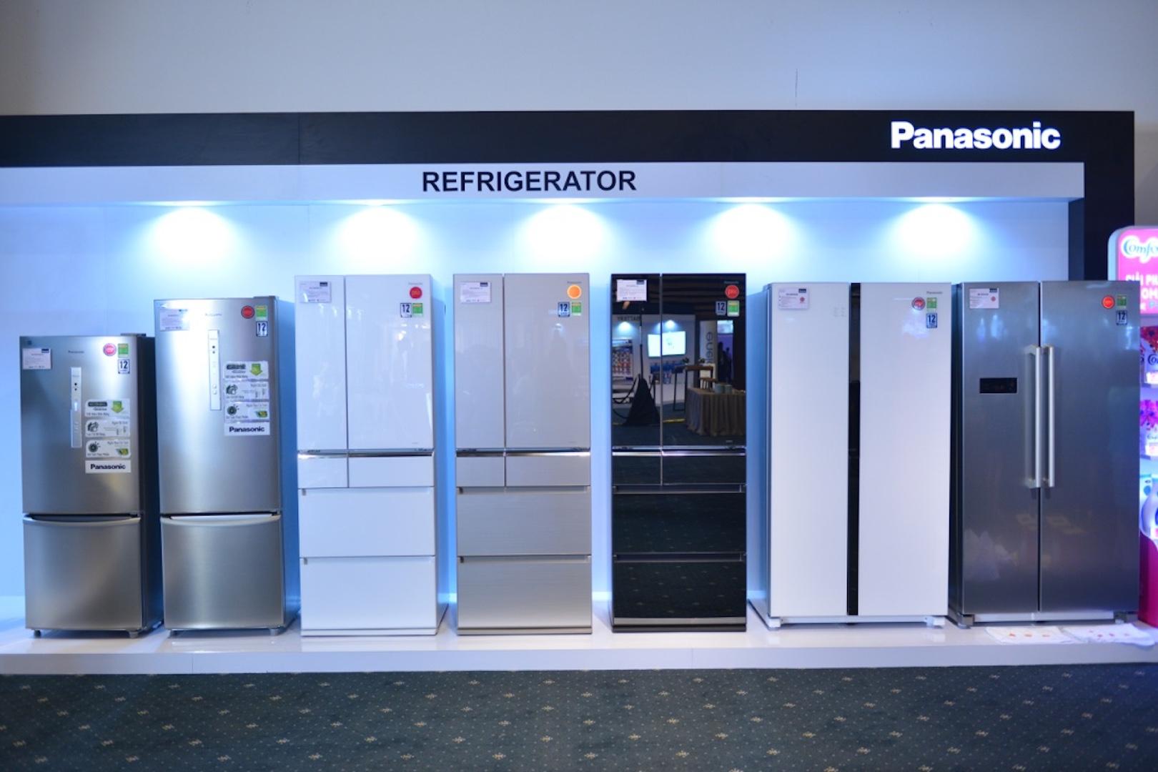 Panasonic Gran Forum 2015 Demonstrates Consumer Products