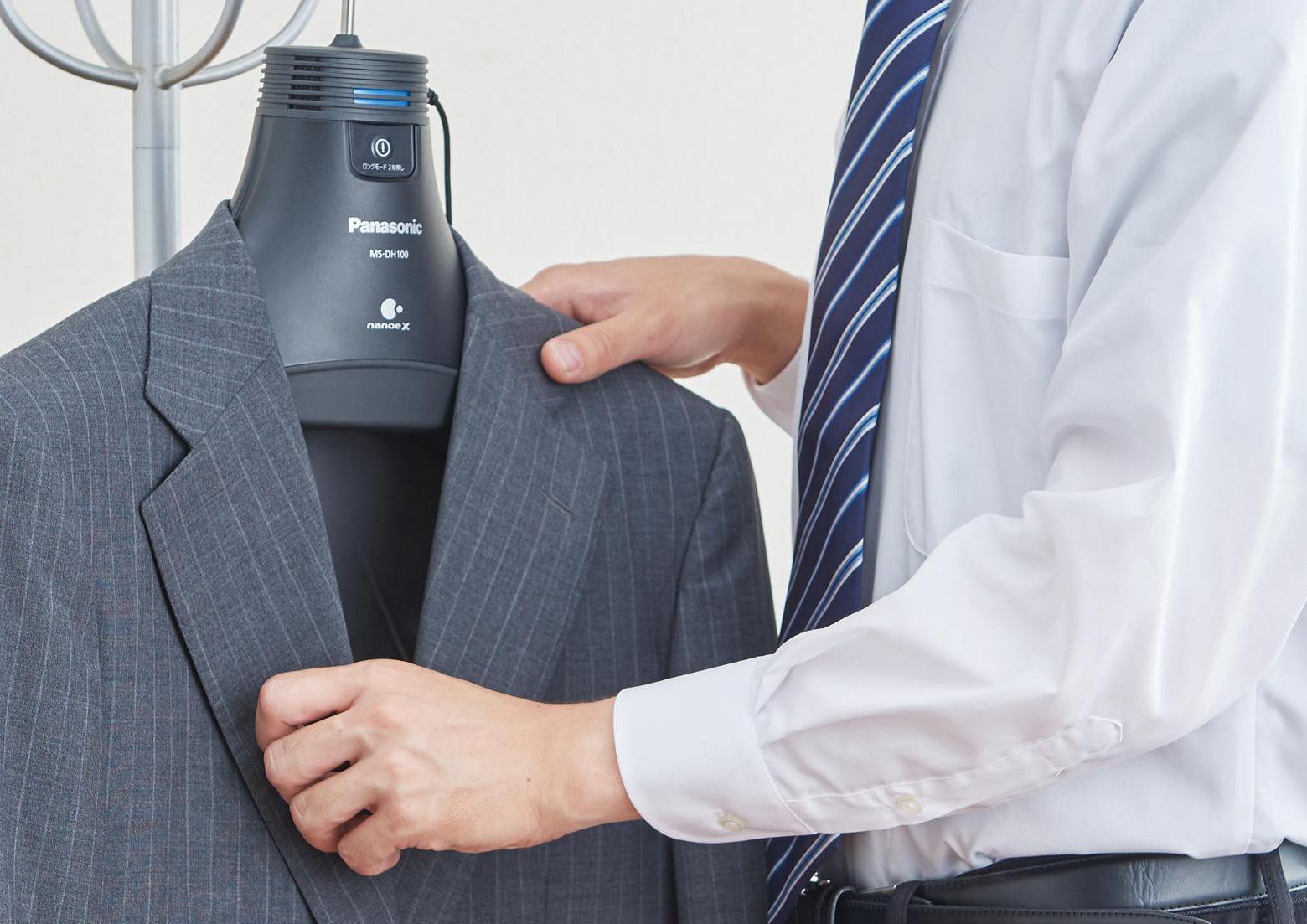 photo: men's jacket_hanger
