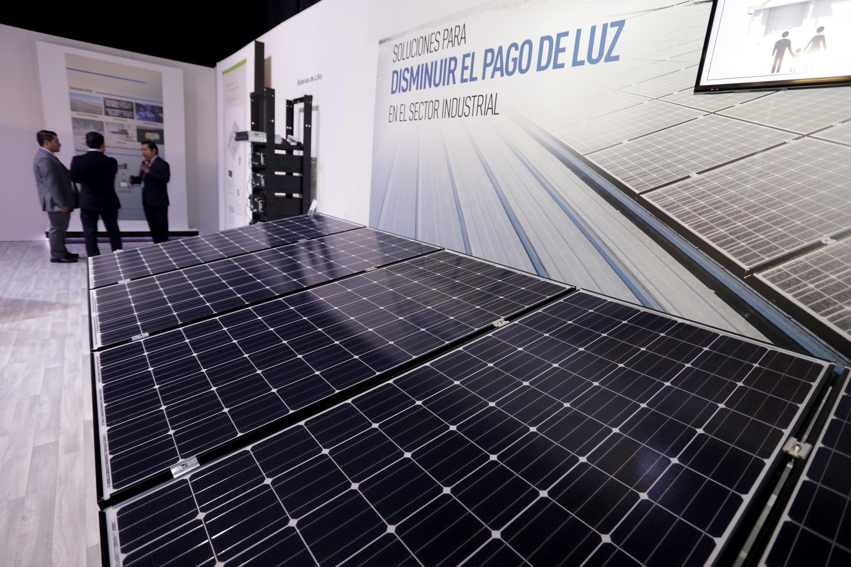 photo: Panasonic 100th Anniversary exhibition in Mexico