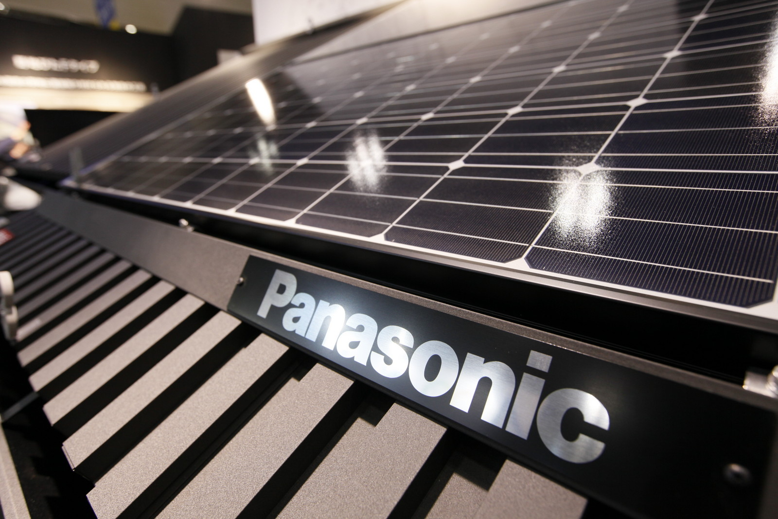 Panasonic Highlights Its Energy Solutions At Pv Expo 2012