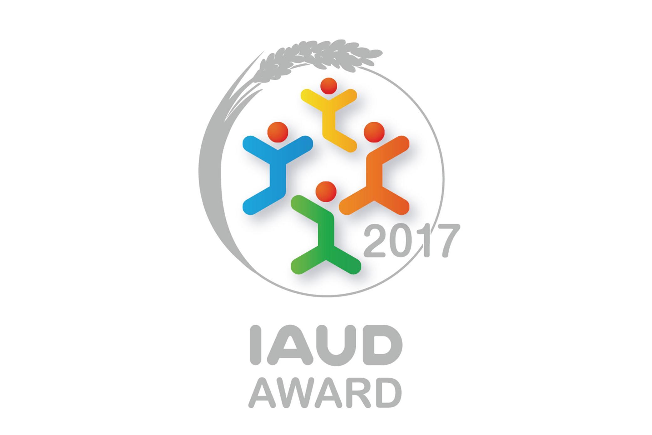 image: IAUD Award 2017 Silver Award logo