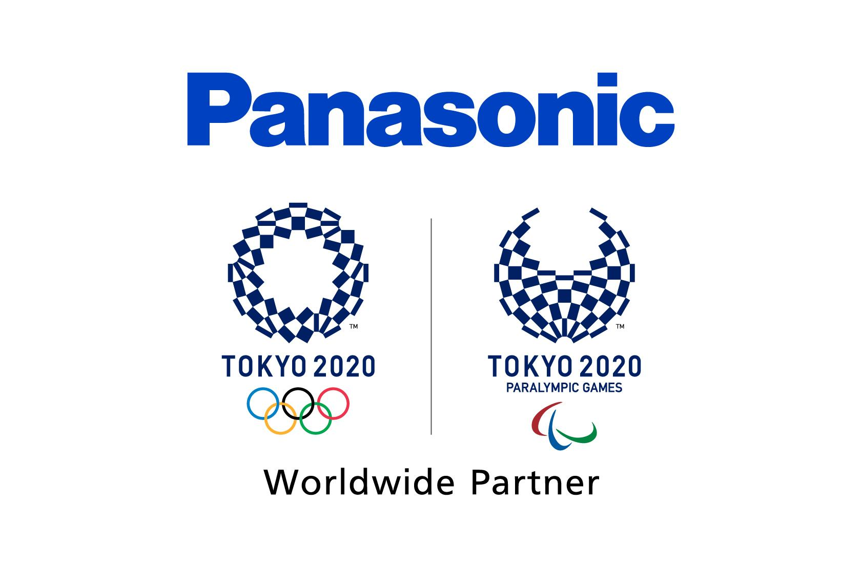image: Worldwide Olympic Partner and Worldwide Paralympic Partner composite logo