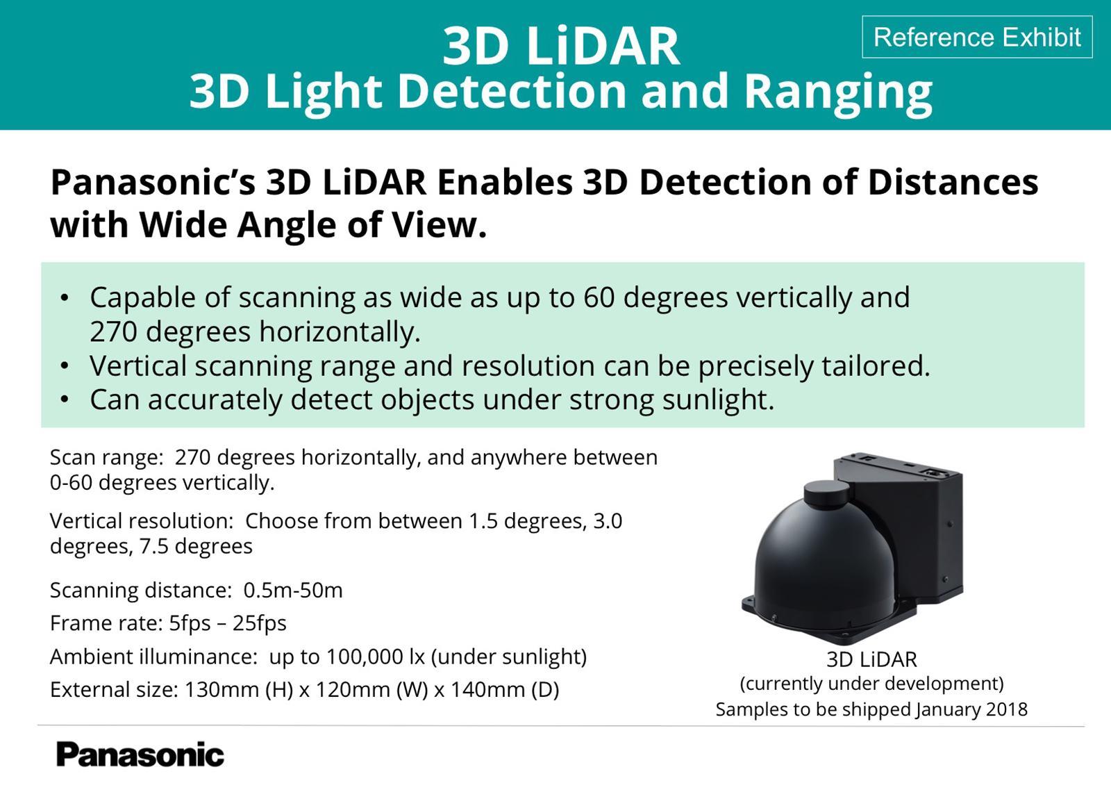 photo: 3D LiDAR