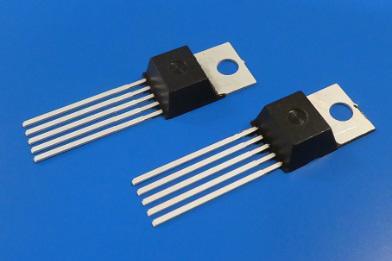 photo: panasonic's GaN bidirectional switches