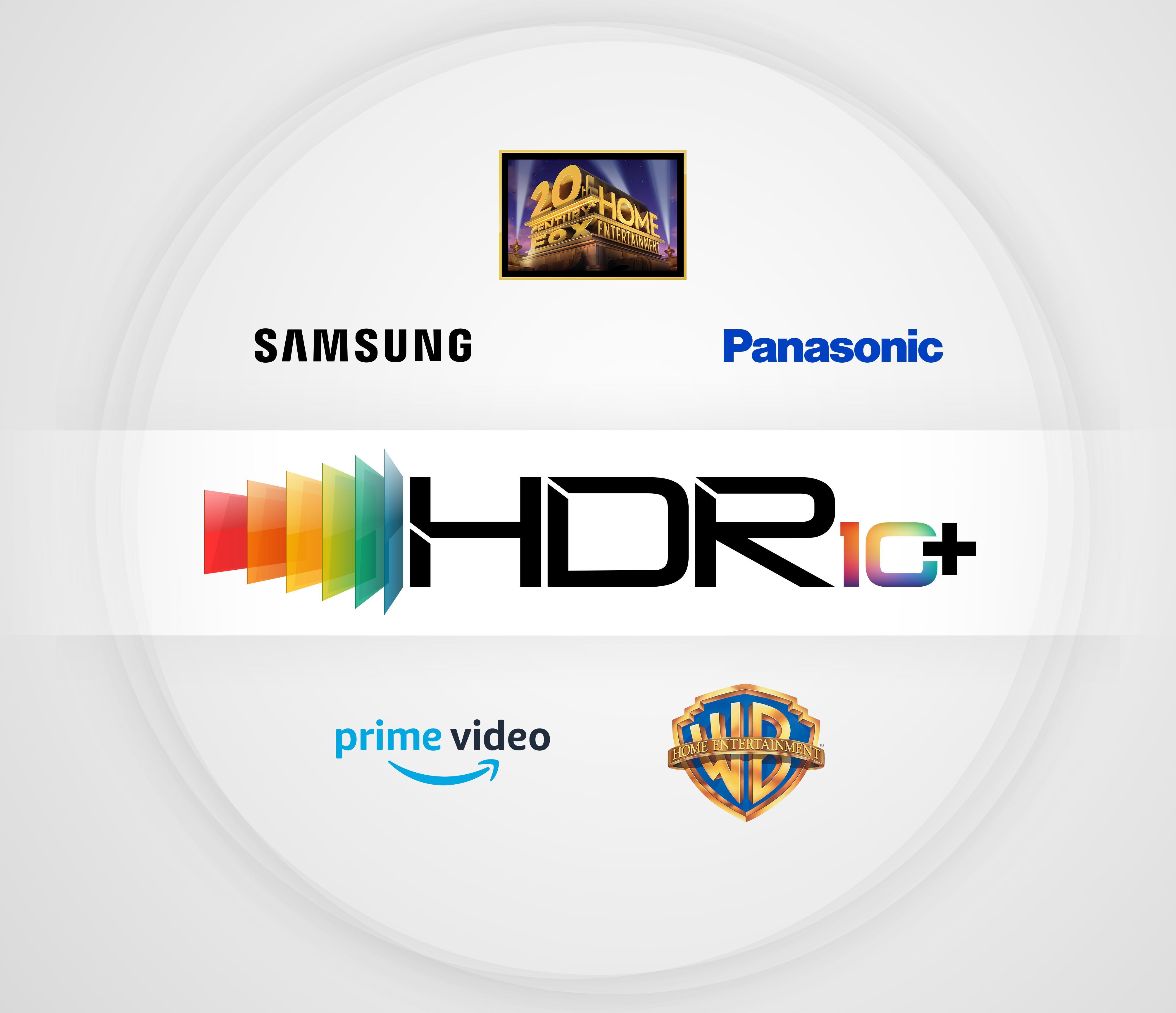HDR10+ Partnership Logo