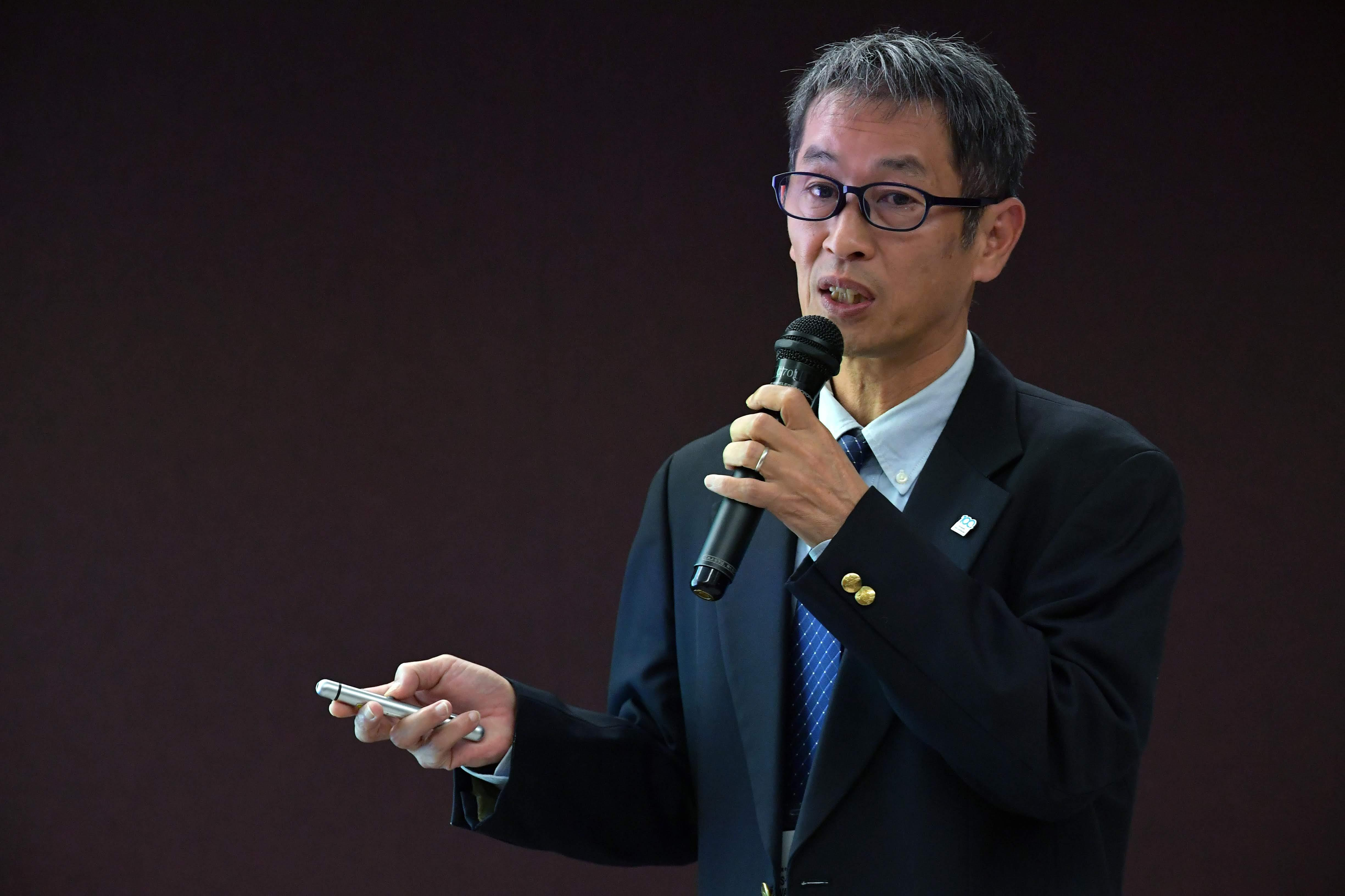 Seminar: Coating Technologies to Keep Clean Surface / キレイが長持ちするコーティング技術