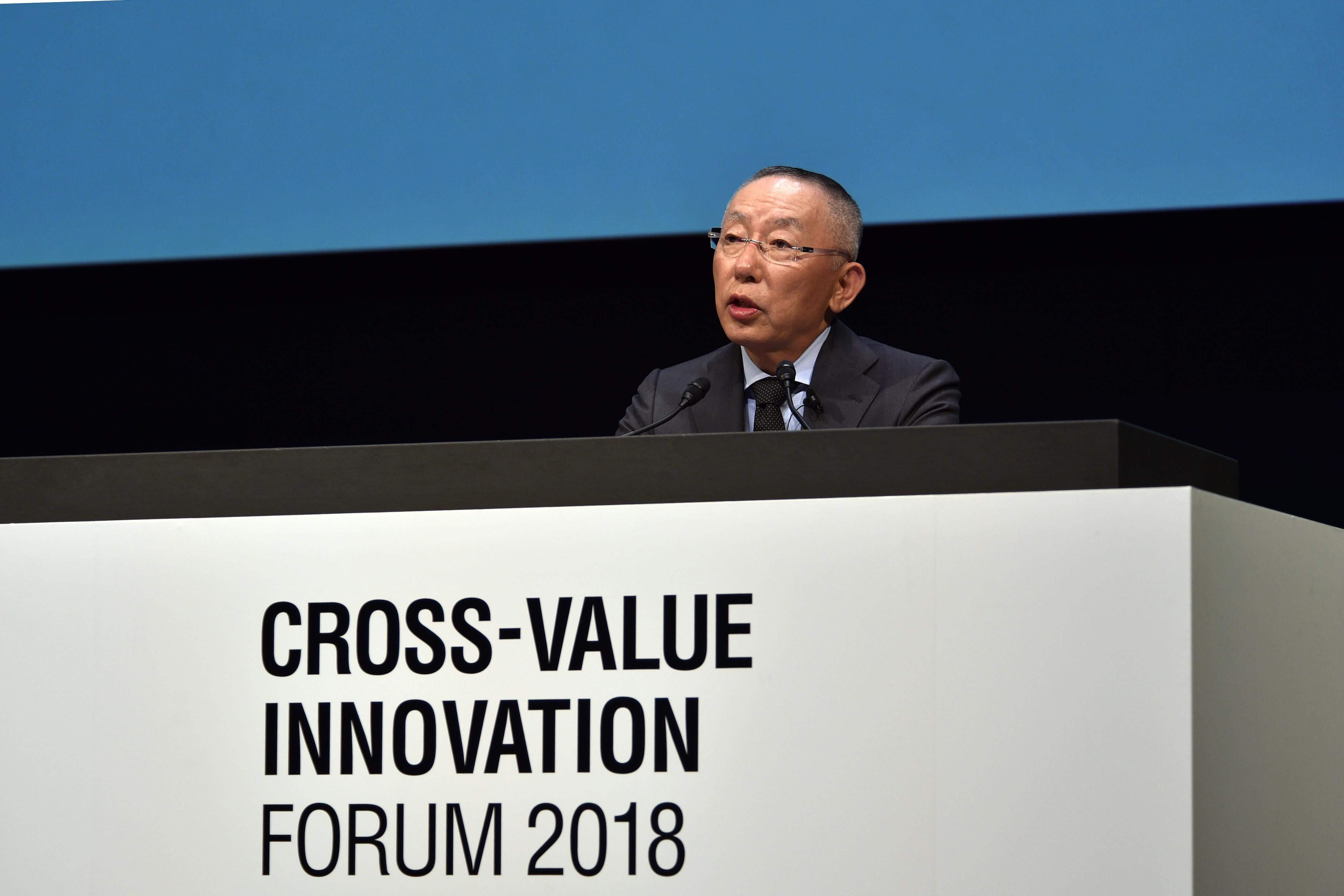 Global Keynote Lecture: Foresee Global Change and How Companies Should Change / グローバルな変化を予見し、企業はどう変わるべきか