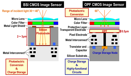 Panasonic Releases New Info About The Organic Sensor 43