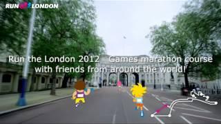 RUN@LONDON Campaign