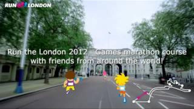 RUN@LONDON Campaign