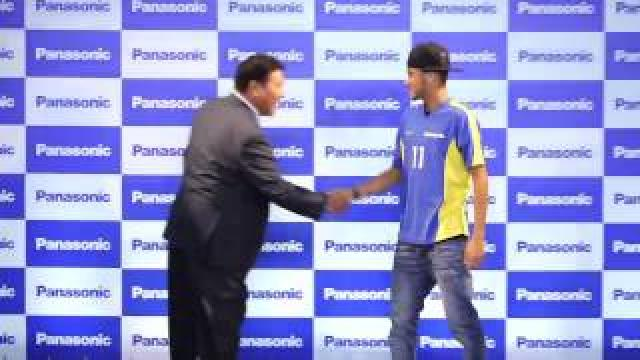 Panasonic x Neymar Jr.