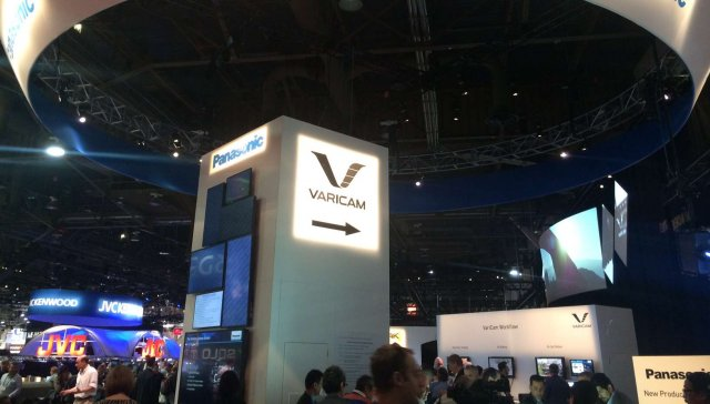 NAB Show 2015