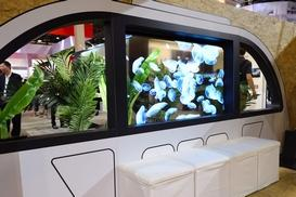 CES2020 Sands Expo Panasonic Booth Photo album cover