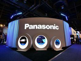 CES2019 Panasonic booth Photo album cover